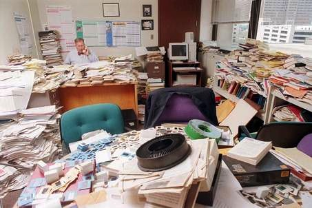 Do you suffer from passive-aggressive neatness? | The Wayward Journey
