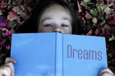 Dreaming has its place, but don't let go of the fundamentals of goal-setting. Image from free-extras.com.