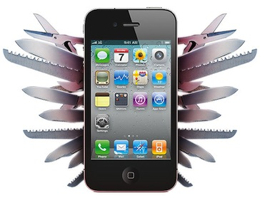 Swiss Army iPhone