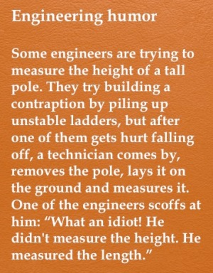 engineering humor